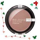 Пудра скульптор Relouis PRO sculpting powder тон 01