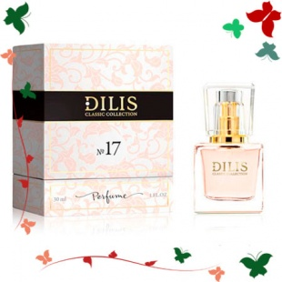 Духи Dilis Classic Collection № 17, 30 мл
